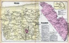 Moore,  Palmer, Stockertown, Northampton County 1874